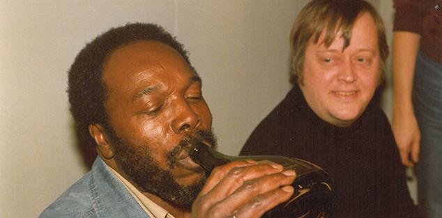 Thad Jones ja Esko Linnavalli